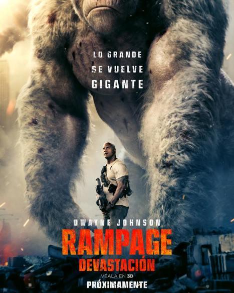 Rampage Devastación