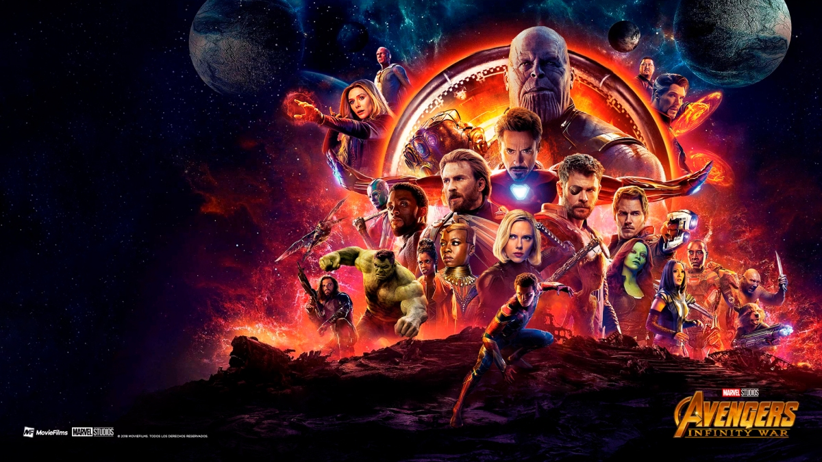 1er Wallpaper - Avengers: Infinity War