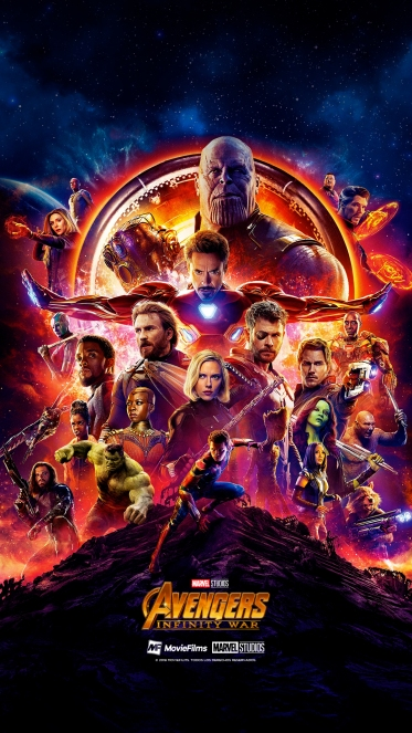 Avengers: Infinity War - Movil