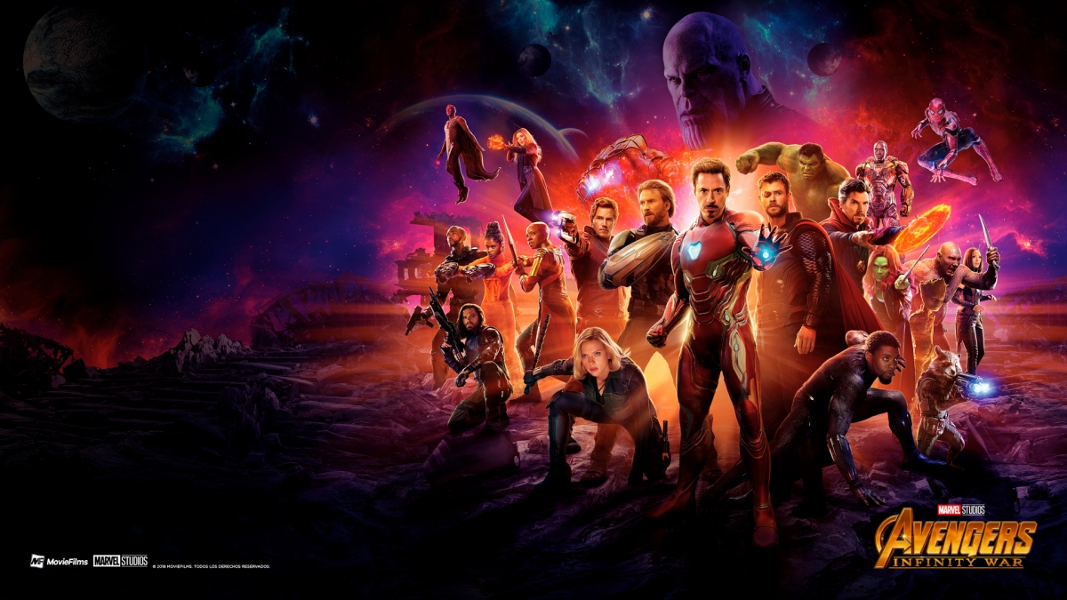2do Wallpaper - Avengers: Infinity War