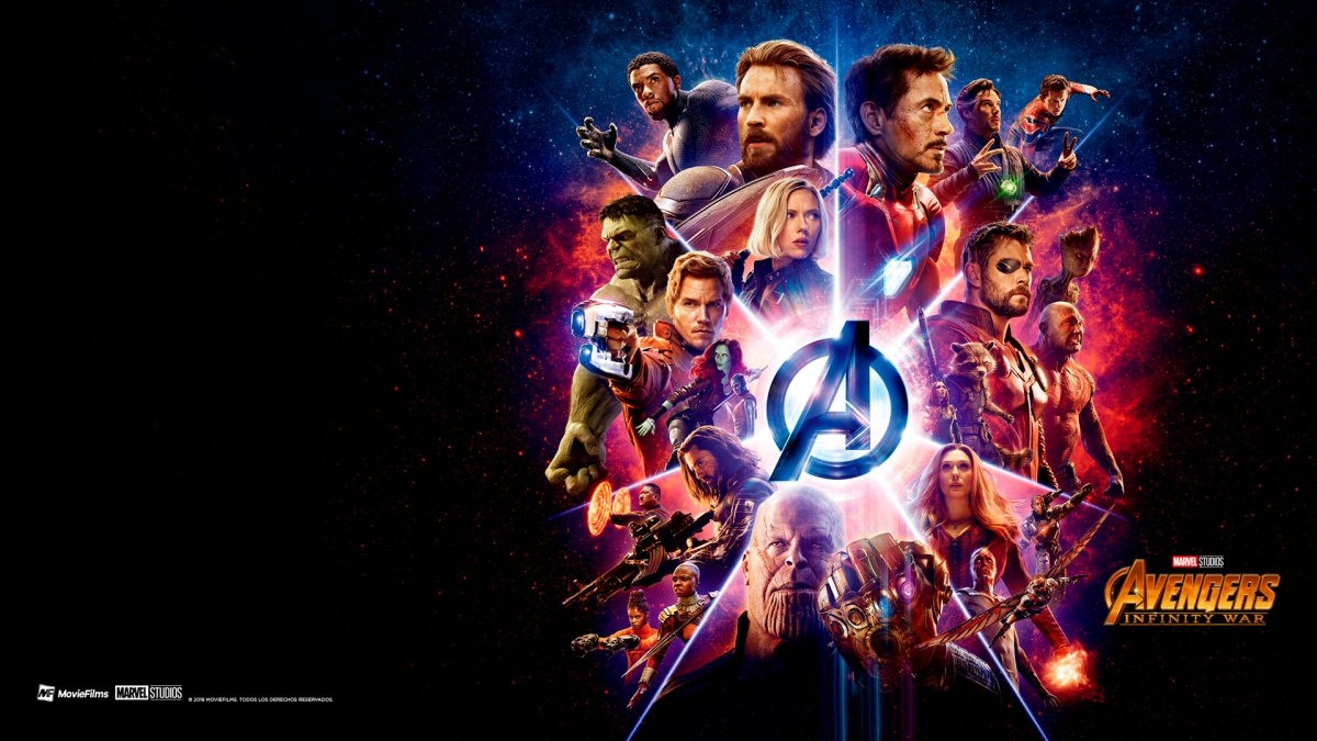 8vo Wallpaper - Avengers: Infinity War