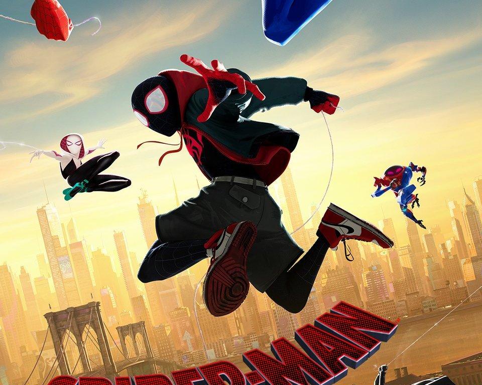 Spider Man Un Nuevo Universo Poster Y Trailer Doblado Moviefilms
